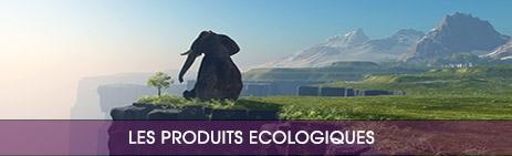 Les produits écologiques